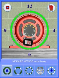 Step 4 - Auto Sweep - multiple rotations - target at 6.jpg cropped